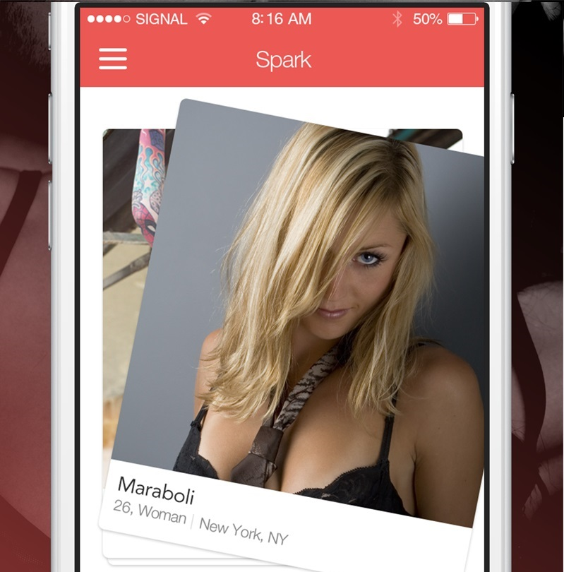 Tinder for swingers