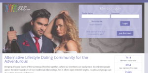 sls - tinder for couples